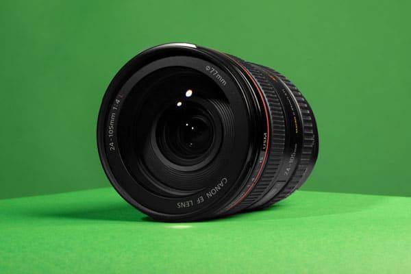 Studio-Alpha-Canon-fond-vert