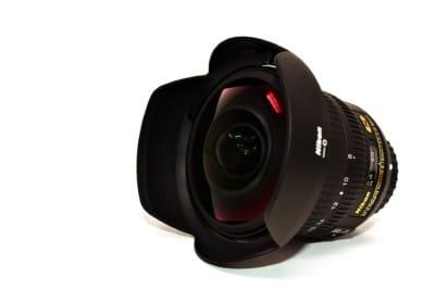 Fisheye Camera Studio Alpha